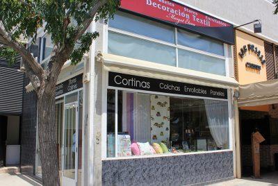 exterior tienda textilsa
